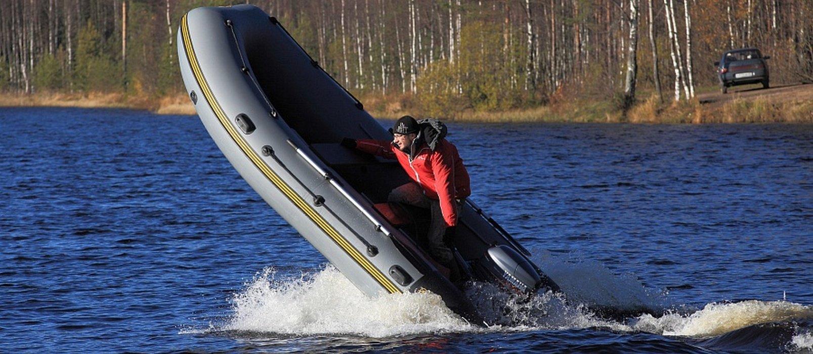 как плавания на лодках пвх