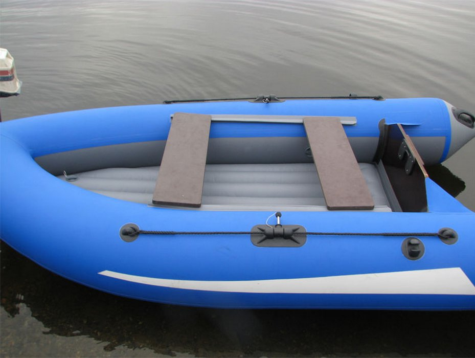 производств лодок пвх видео